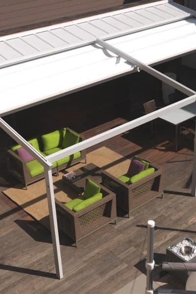 Retractable Roof Pergola Kelowna